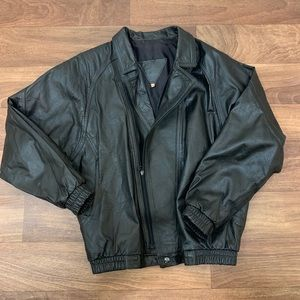 Other - Classic Leather Jacket